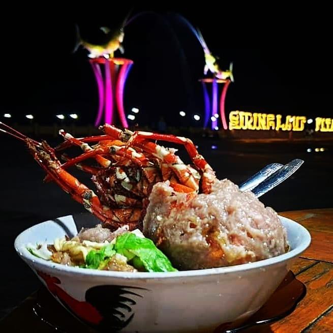 Nikmatnya Bakso Lobster Kotabaru