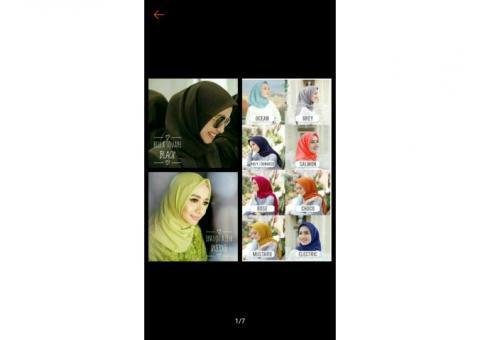 bella square jilbab