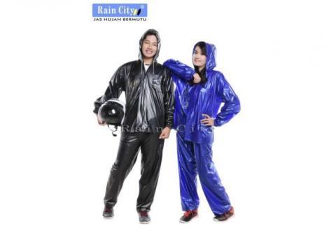 Jas Hujan Ghotic Rain City