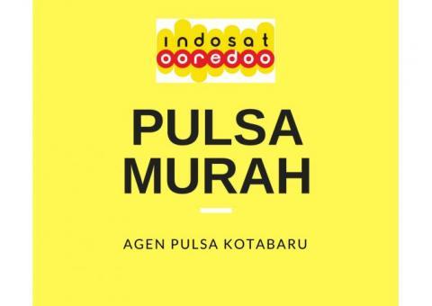 Pulsa Murah Indosat