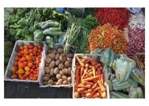 Grosir Sayuran Kotabaru