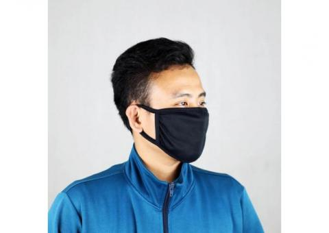 Masker Kain Korea Earloop