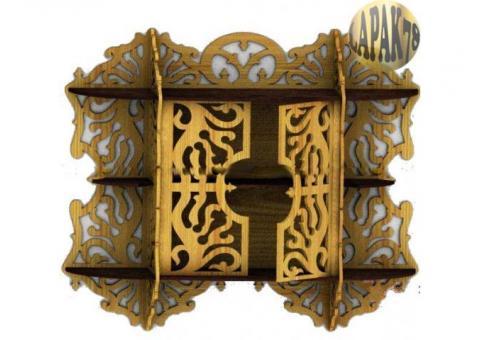 Rak/Lemari Tempel Dinding Minimalis