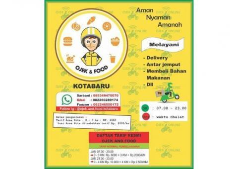 Ojek Food Kotabaru