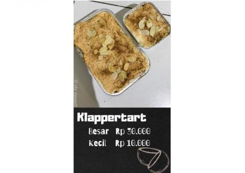 Klappertart