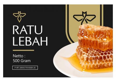 Madu Sarang Lebah Asli MS 500