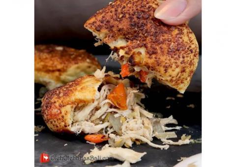 Roti Betutu dari Bali