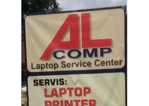 Servis Laptop, PC dan Printer Bergaransi
